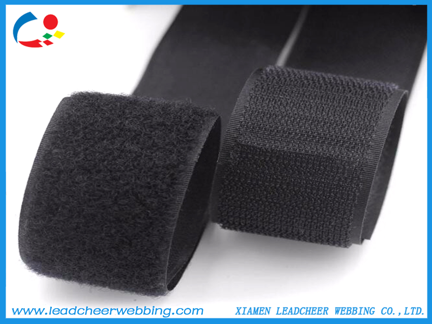 hook and loop velcro straps