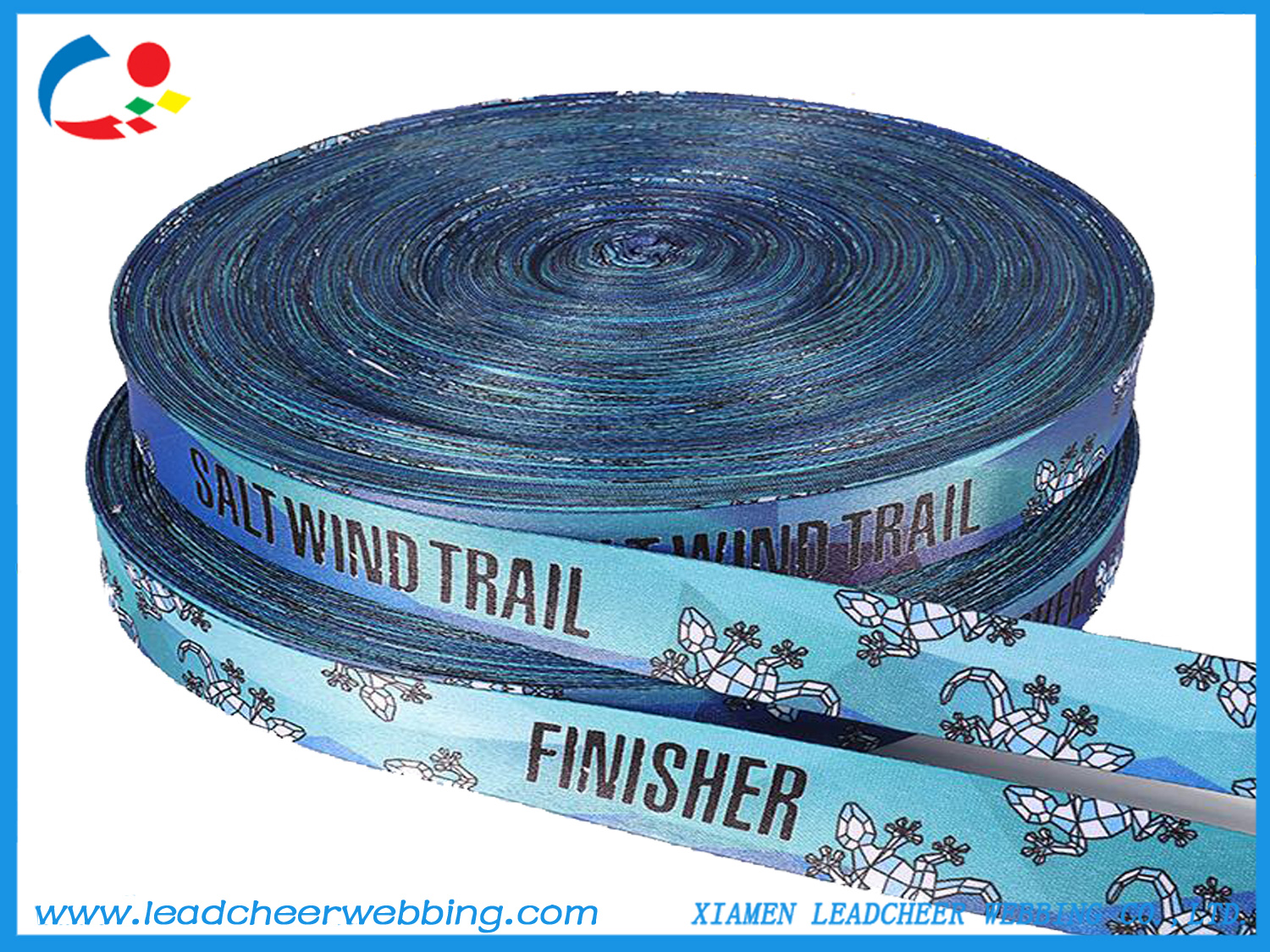 Sublimation Printed Polyester Webbing